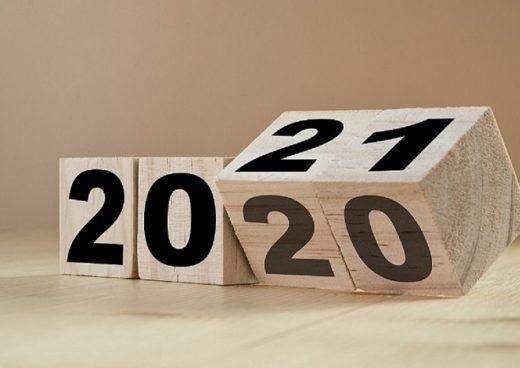 2021年年賀状について